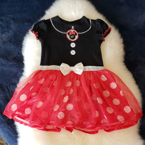 Disney Baby Other - Disney Baby 18-24M Minnie Mouse Dress